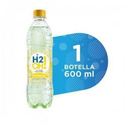 AGUA H2O MARACUYA 600 ML