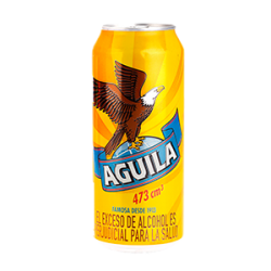 AGUILA ORIGINAL 473 ML LAT