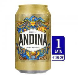 CERVEZA ANDINA 355 ML LATA