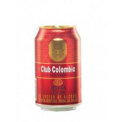 CLUB COLOMBIA ROJA LATA