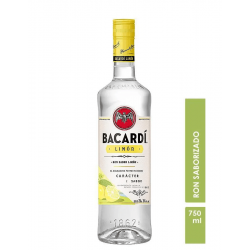 RON BACARDI LIMON 750 ML