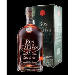 RON CALDAS CARTA DE ORO 8...