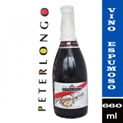 VINO ESPUMOSO PETERLONGO 660ML